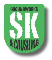 SK Groundworks and Crushing